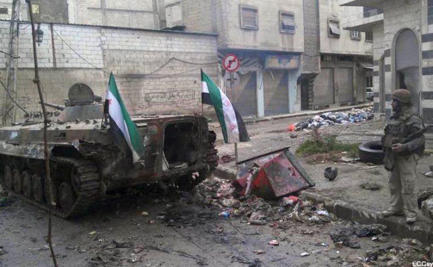 Syrien: In Richtung entscheidender Tage