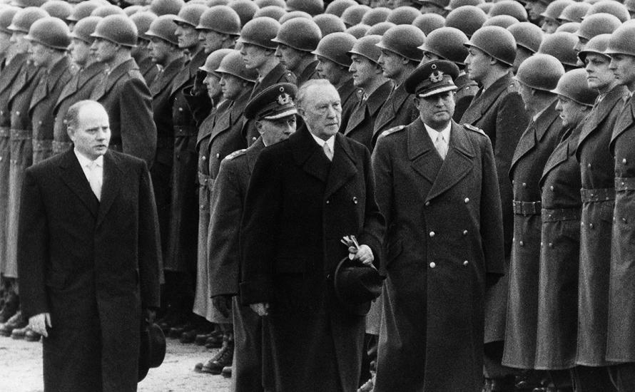 Der Geist des Dritten Reiches in der Bundeswehr: Von Beginn an, bis heute