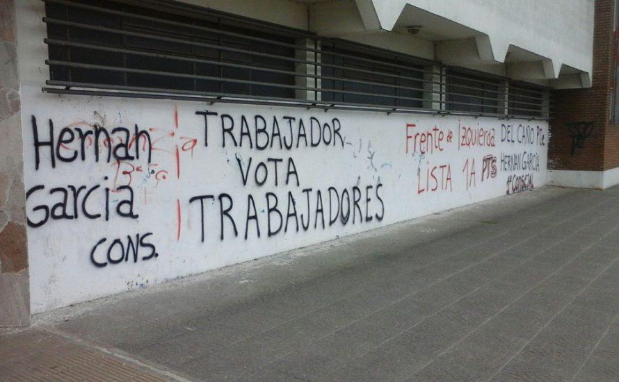 Den ArbeiterInnen eine Stimme geben: 1800 ArbeiterInnen kandidierten auf der PTS-Liste zu den Vorwahlen