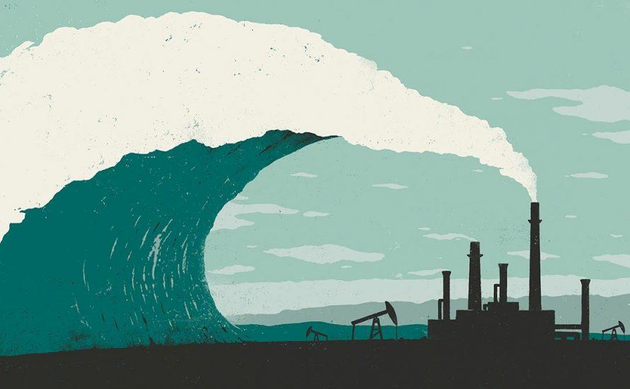 Der Kapitalismus zerstört den Planeten, lasst uns den Kapitalismus zerstören