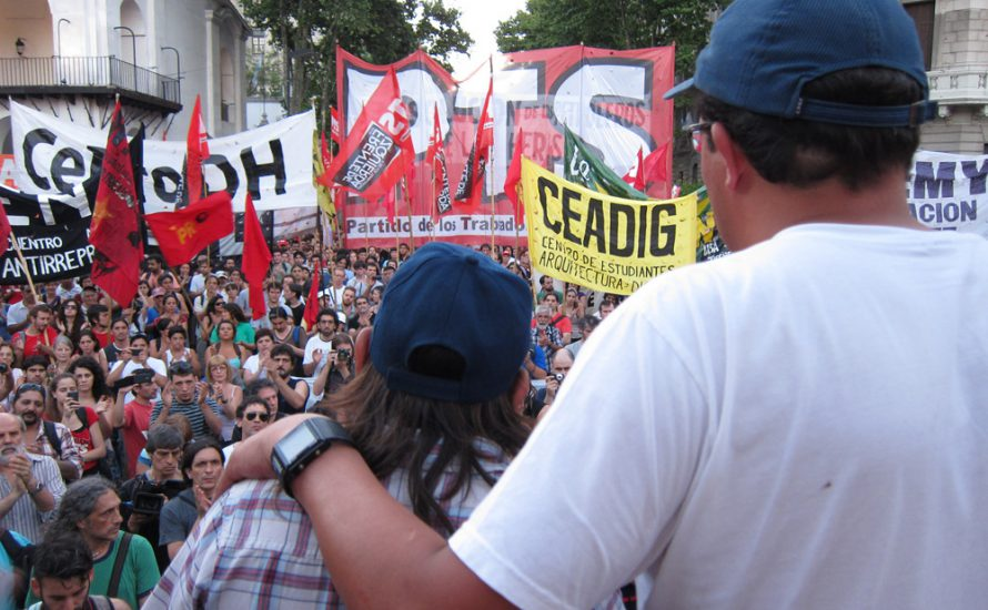Massive Demonstration am 20. Dezember in Buenos Aires