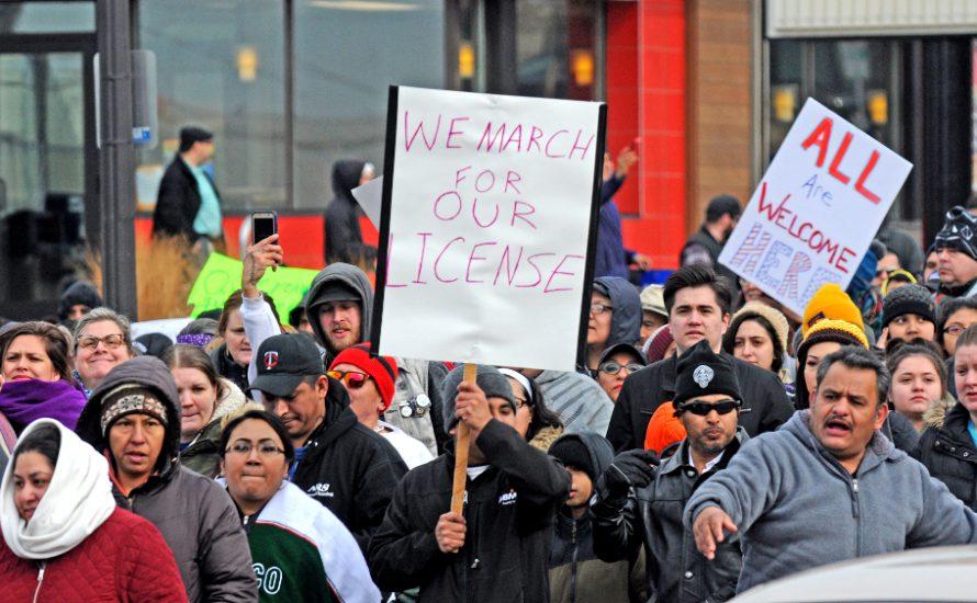USA: Landesweiter #DayWithoutImmigrants bringt Geschäfte und Schulen zum Erliegen