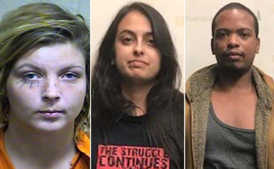 Trump fordert weiterhin lebenslange Haft für drei Black Lives Matter Demonstrant*innen