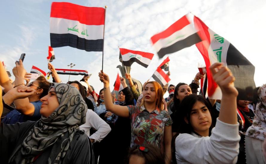 Irak: eine mutige Jugend, die nichts mehr zu verlieren hat