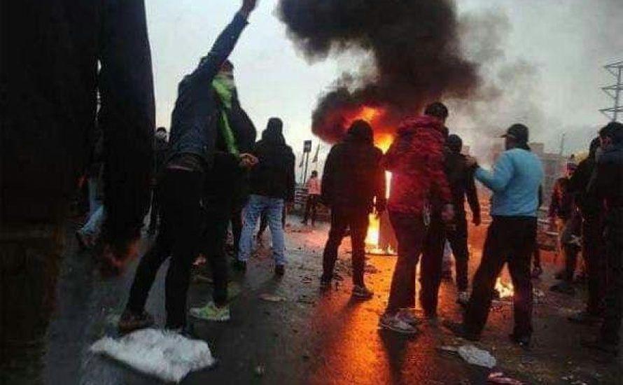 Iran: Neuer Massenaufstand gegen das Regime