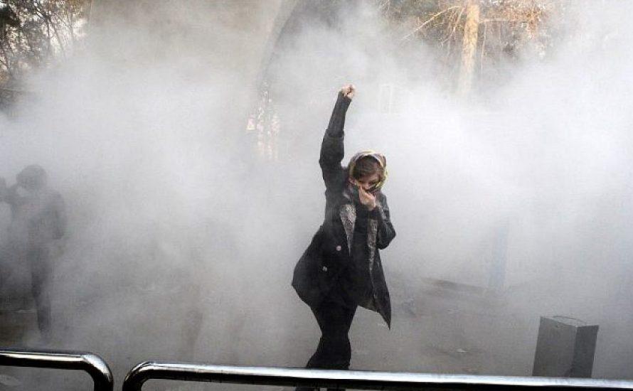 Torab Saleth: Die Aufstände im Iran