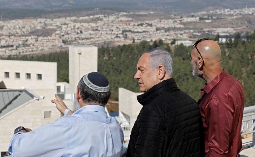 Israel: Die Pläne zur Annexion sind ein kriegerischer Akt