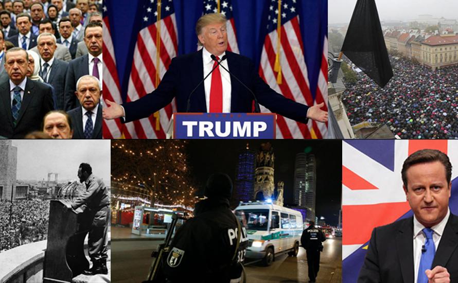 2016: Elf Ereignisse, die die Welt erschütterten