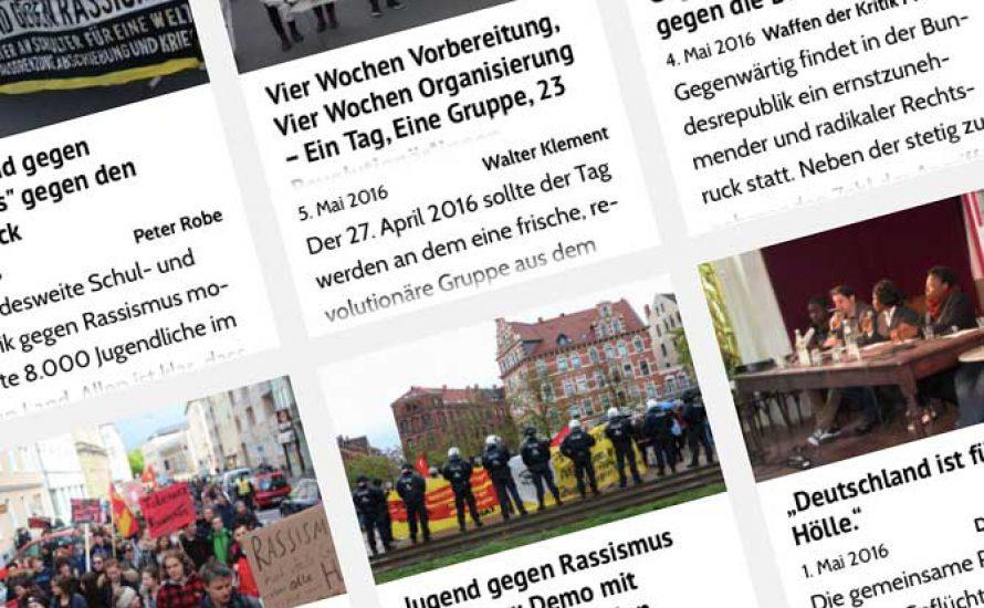 Klasse Gegen Klasse – Nachrichtenseite für den Schulstreik!