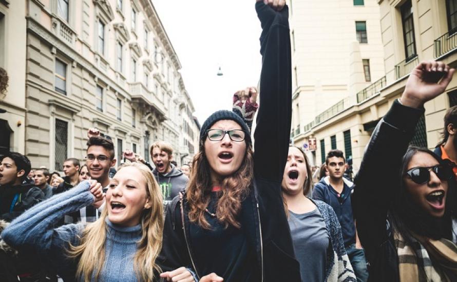 Jugend gegen Ausbeutung
