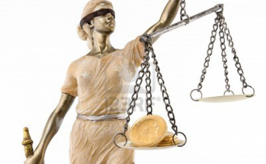 ABC des Marxismus: J wie Justiz