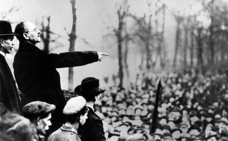 Deutschlands Geschichte braucht einen Kreislaufkollaps!