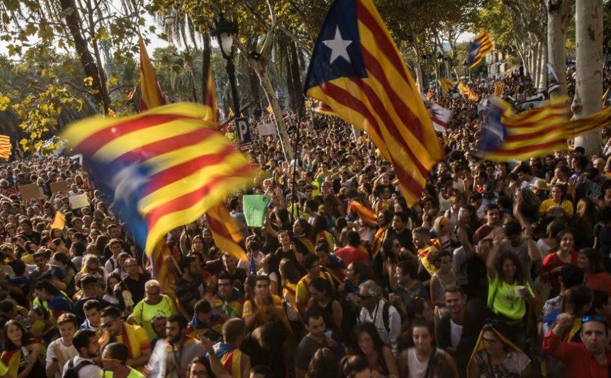 Hafenstreiks und Unibesetzungen – die Massen in Katalonien werden aktiv