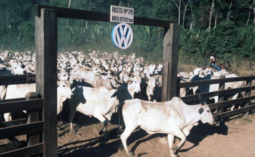 Weiterer Volkswagen-Skandal: Zwangsarbeit und Folter auf Rinderfarm in Brasilien