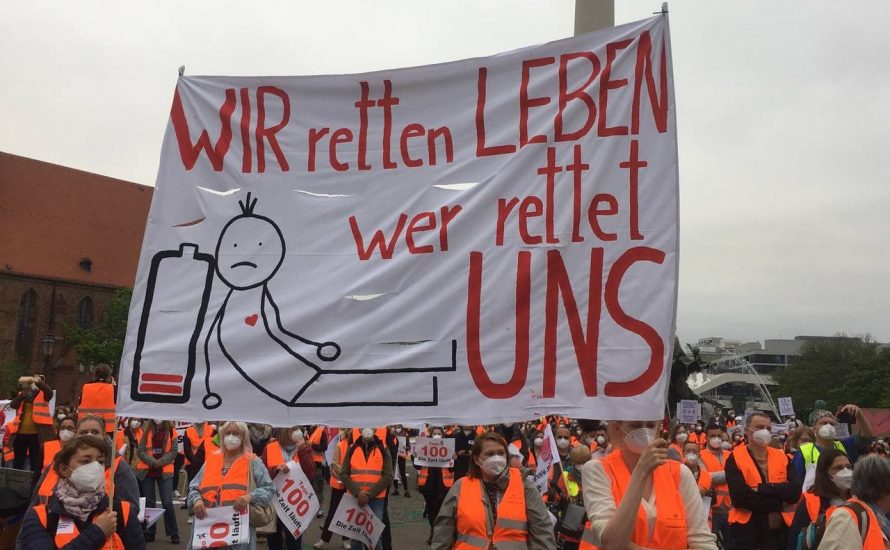 Sparen bis es quietscht 2.0: Berliner SPD will mal wieder beim Personal kürzen