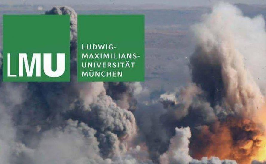 München: Gegen Militarismus. Für Demokratie. Offenes Auftakttreffen