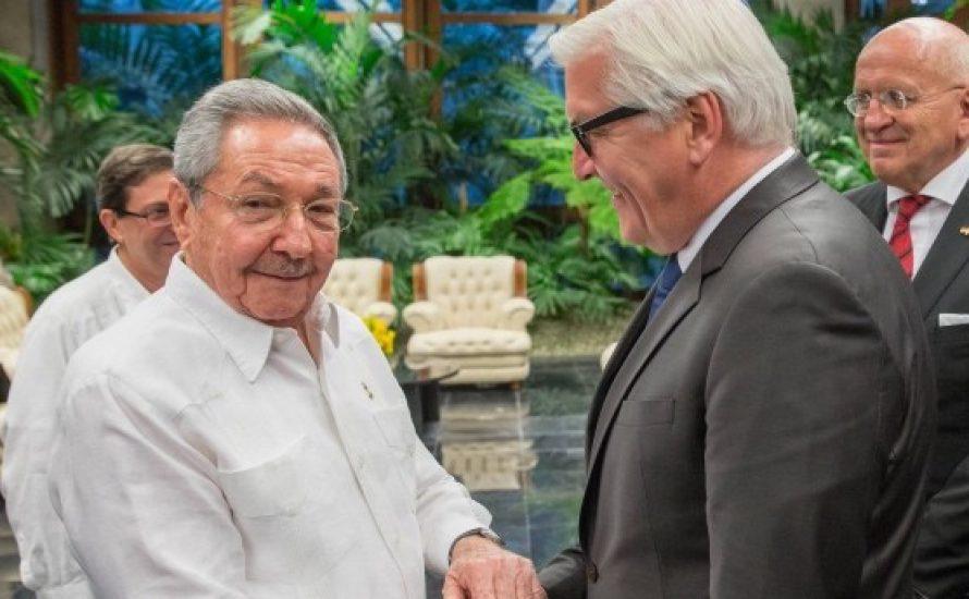Deutschland will in Kuba Wurzeln schlagen