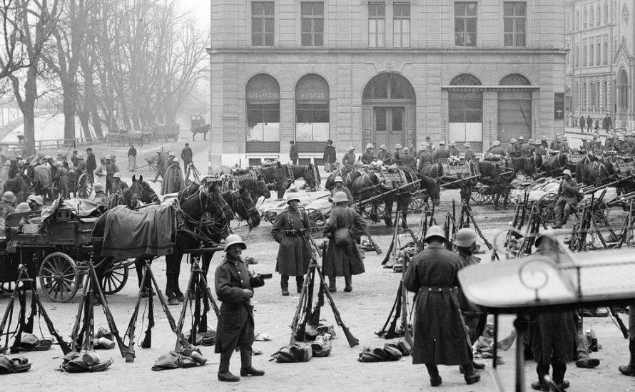 100 Jahre Landesstreik: Als der Bolschewismus die Schweiz bedrohte