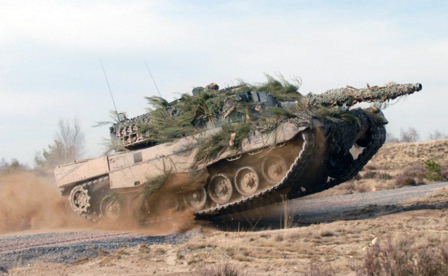 Der IS fährt jetzt mit deutschen Panzern