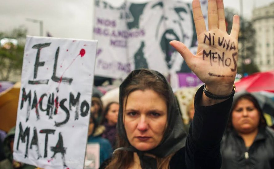 Frauen streiken gegen Sexismus in Argentinien - sollen Männer dabei sein?