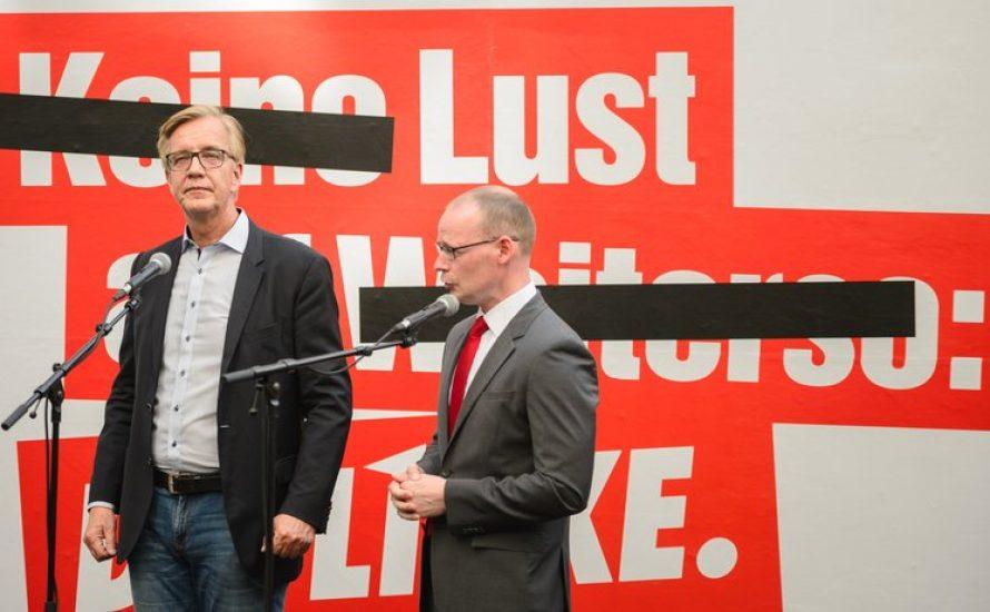 Warum Linke keinen Wahlkampf für Wagenknecht und Bartsch machen sollten