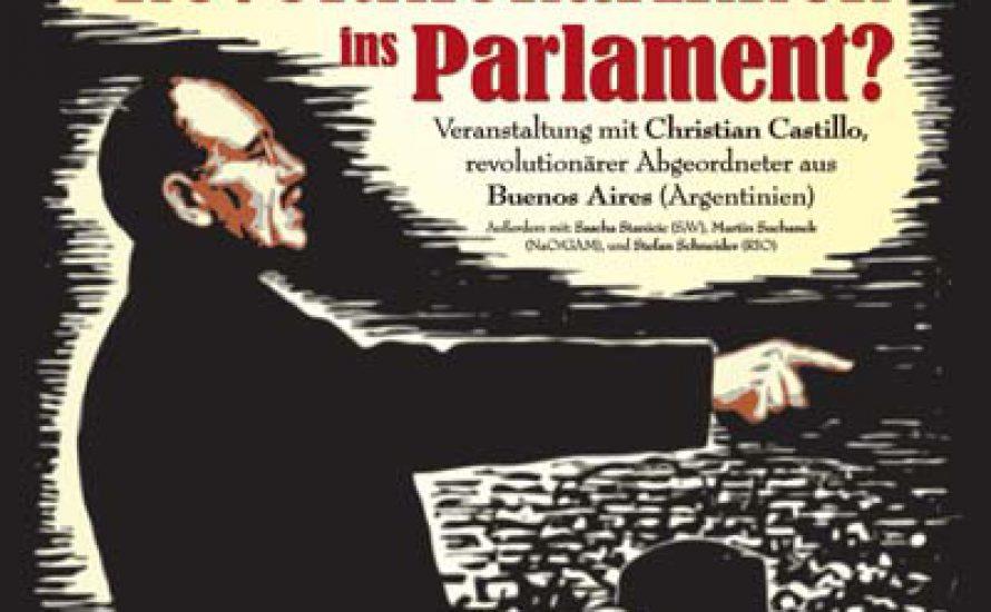 RevolutionärInnen ins Parlament?