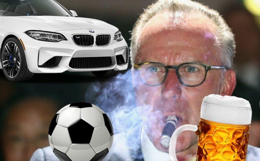 Autos, Bier und Bundesliga wichtiger als zweite Welle verhindern