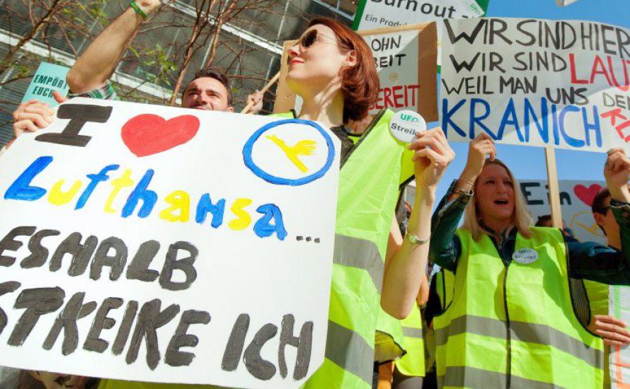 Doch keine Streiks bei Lufthansa