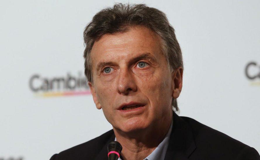 Mauricio Macri ist neuer Präsident von Argentinien