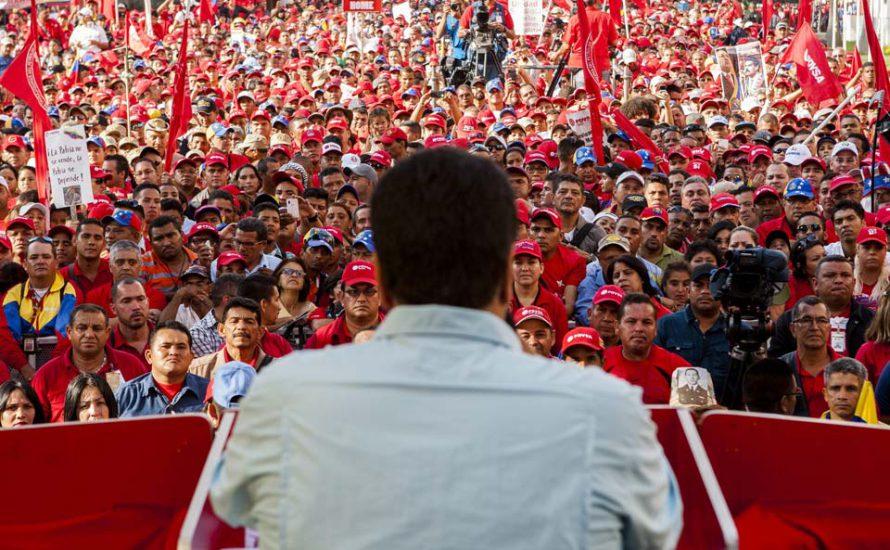 Zwei Jahre ohne Chávez
