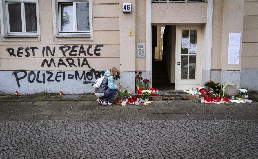 Tödliche Polizeigewalt in Berlin: Kein Einzelfall!