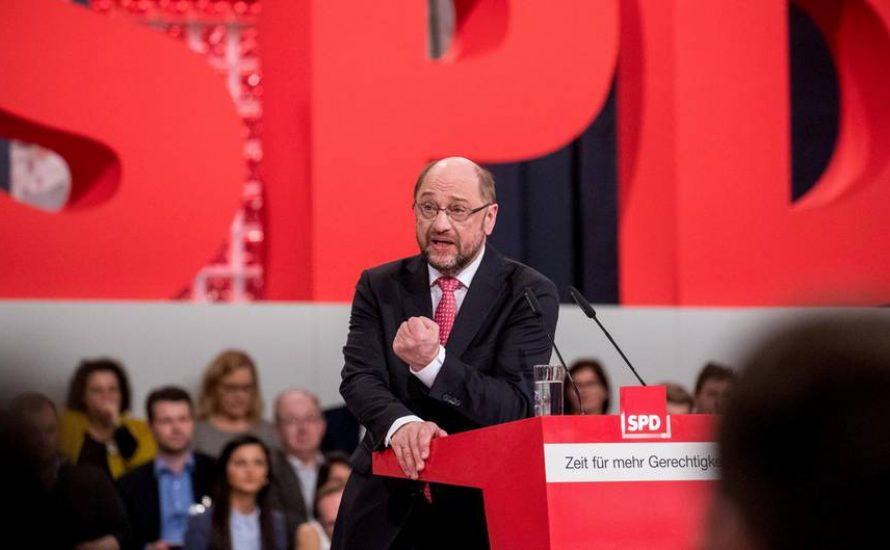 Weiter wie bisher: SPD nimmt Kurs auf Große Koalition