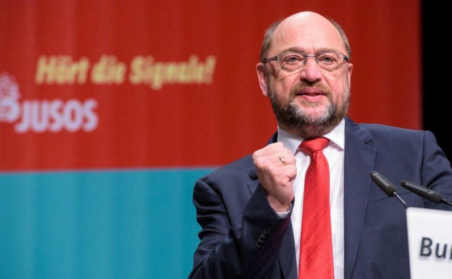 SPD: Retterin des Vaterlandes