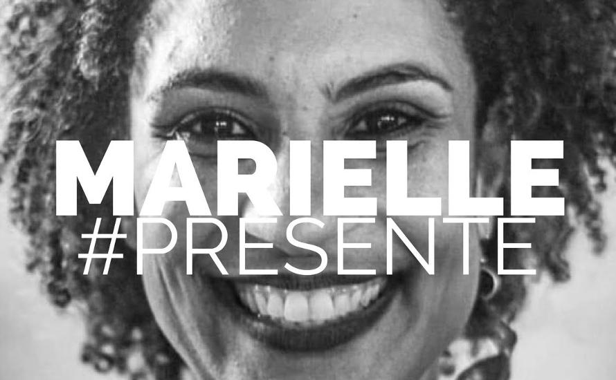 Für unsere Schwester Marielle: Mit schwerem Herz und erhobener Faust