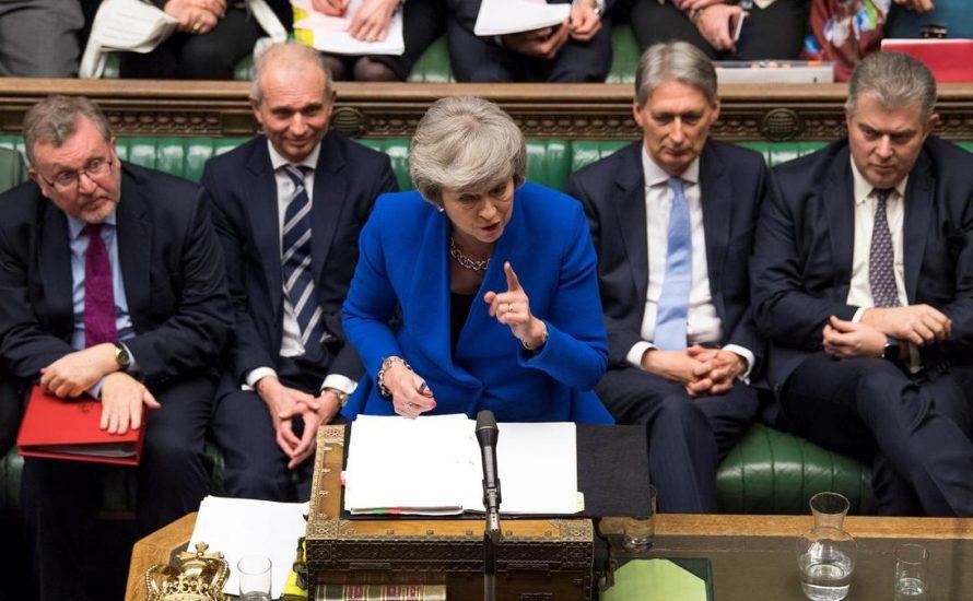 Brexit: Politisches Chaos und kein Ende in Sicht