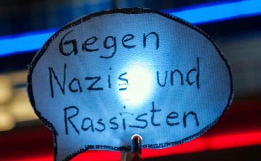 Gegen rassistische Hetze, Krieg und Abschiebung!