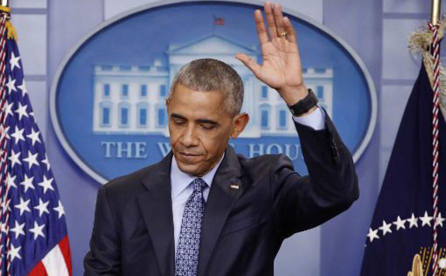 Noch am letzten Tag hat Obama Menschen abgeschoben