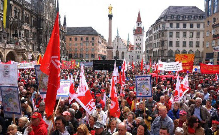 München: Wofür Student*innen am 1. Mai auf die Straße gehen