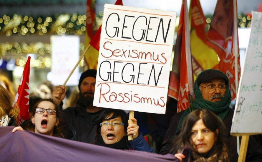 Auch nach Köln: Gegen Sexismus und Rassismus!