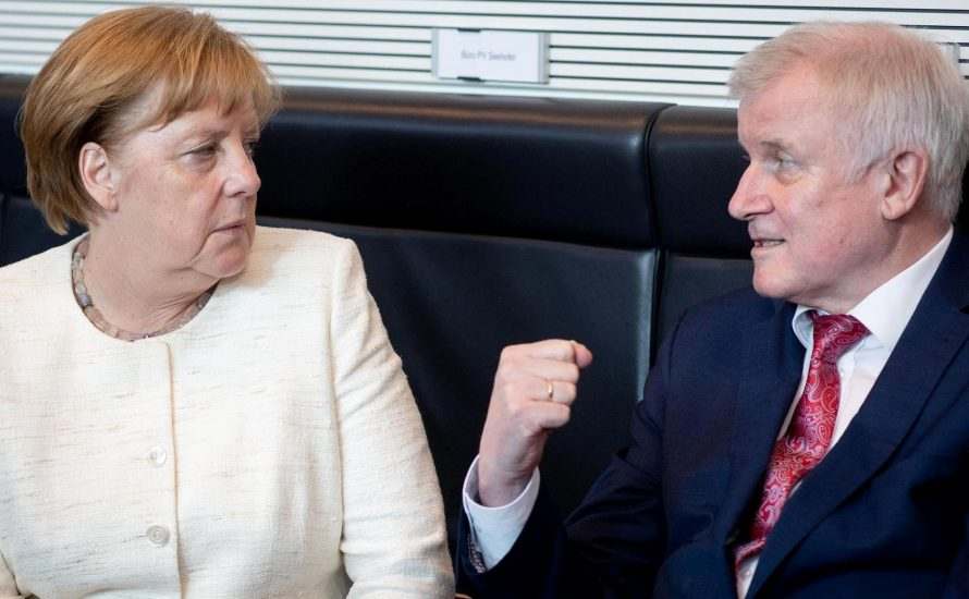 Asylstreit: Merkels Gefecht um Europa