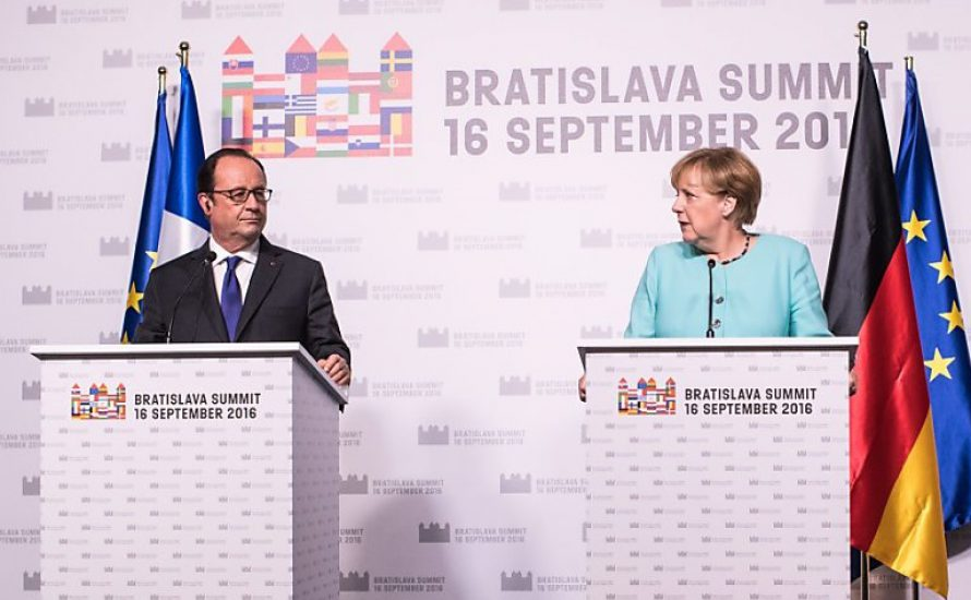 Bratislava: Der EU-Gipfel zeigt die historische Krise des europäischen Projekts