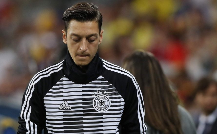 Mesut Özil als Musterbeispiel: Sogar als Weltmeister bleibst du ein Immigrant