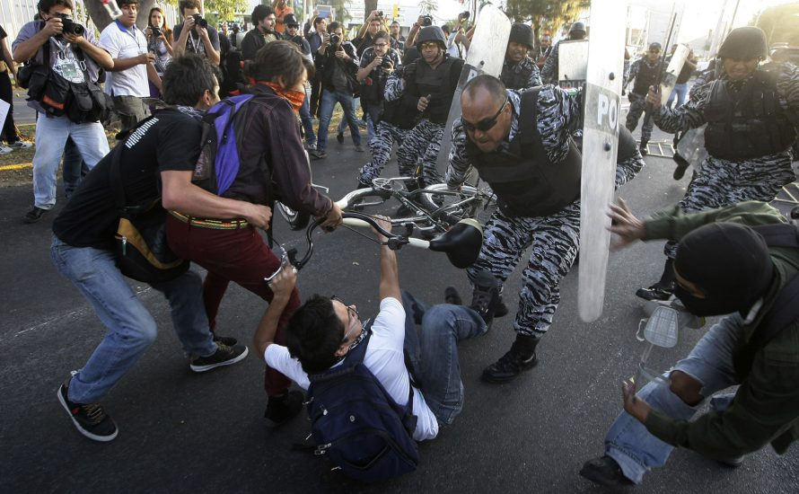 Mexiko: Gegen die Repression!