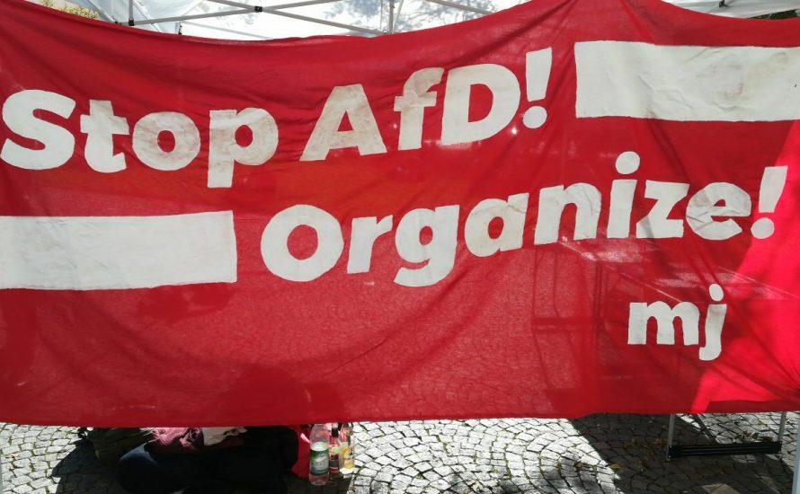 Neugründung: Marxistische Jugend München