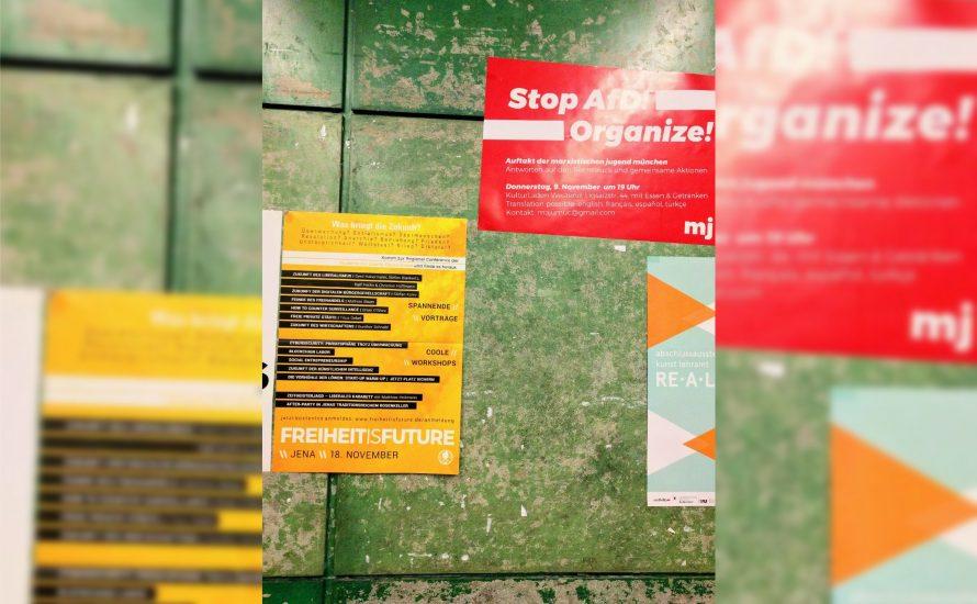 Studentenwerk München verbietet