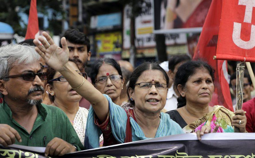 Größter Streik der Geschichte: 180 Millionen legen in Indien die Arbeit nieder