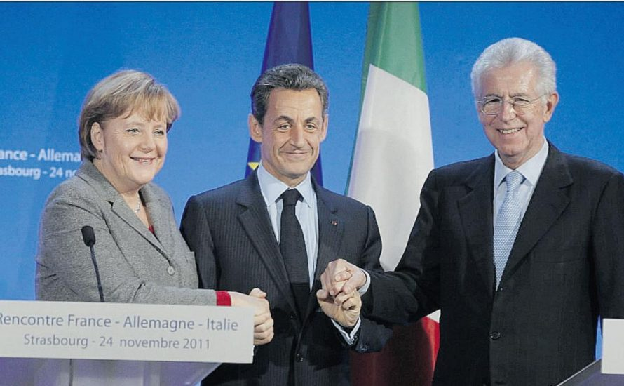 Italien: Berlusconi geht, Monti kommt