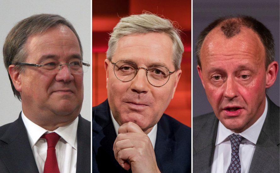 CDU-Parteitag: 50 Shades of Schwarz und Grün?