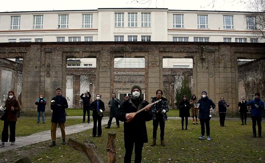 Universität der Künste Berlin: Internationale Solidarität mit den Studierenden in der Türkei