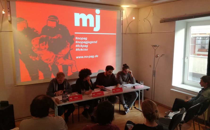 Das PAG geht uns alle an – 50 Menschen diskutieren in München
